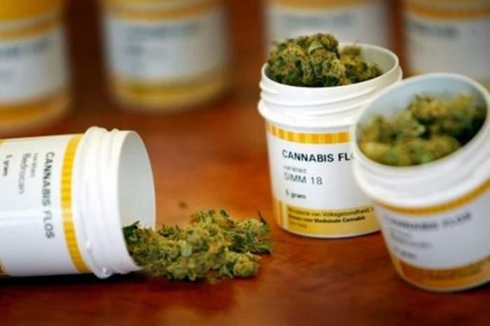 La tercera edad entra en la fiebre del cannabis en Estados Unidos