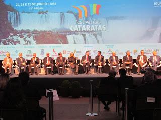 Festival de las Cataratas supera ediciones anteriores y registra 8430 participantes