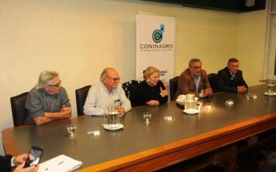 Carrió visitó CONINAGRO y respaldó proyecto de ley de impulso a las economías regionales