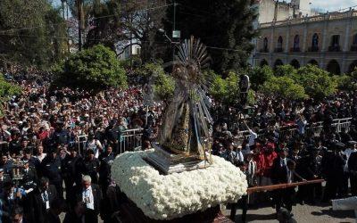 El pueblo de Salta renovó una vez más el pacto de fidelidad con sus Santos Patronos Señor y Virgen del Milagro