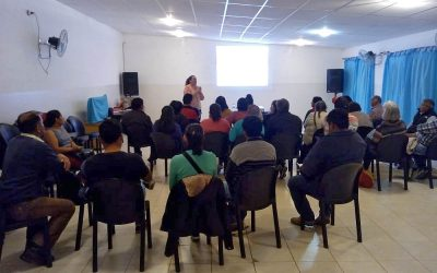 Se presentó en Cafayate, Salta, el proyecto de creación de la Ruta del Vino Casero y Artesanal