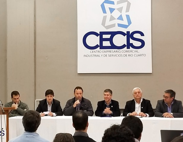 "Agroindustria lanzó última edición de 2018 de las ""Escuelas de Negocios para PyMes Agroalimentarias"", en Córdoba"