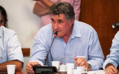 El mendocino Carlos Achetoni es el nuevo presidente de Federación Agraria Argentina
