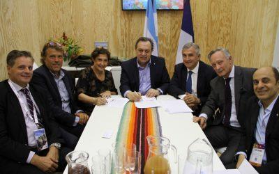 Argentina será país invitado en la Cité du Vin 2019