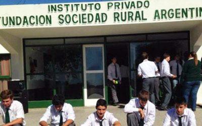 El colegio agropecuario de Realicó de la SRA obtuvo muy buenos resultados en las pruebas aprender