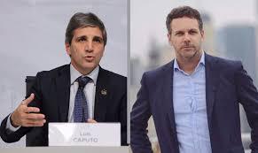 El Banco Central cambia de presidente por segunda vez en tres meses: sale Caputo, entra Sandleris