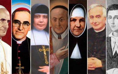 El Papa proclamará 7 nuevos santos, entre ellos Pablo VI y el arzobispo Romero
