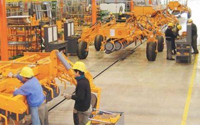 Advierten que peligran 7 mil puestos de trabajo en el sector de maquinaria agrícola