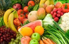 Jornadas de promoción de frutas y verduras en el obelisco