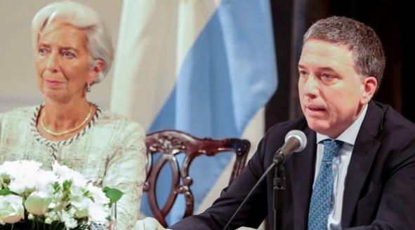 Misión del FMI será recibida por funcionarios de Hacienda
