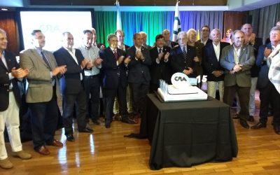 Confederaciones Rurales Argentinas festejó sus 75 años de existencia