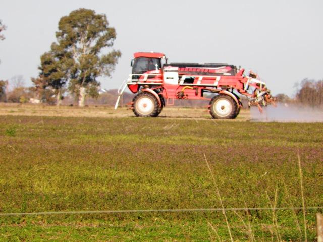 Entre Ríos: productores no quieren pagar impuesto inmobiliario en campos impedidos de aplicación fitosanitaria