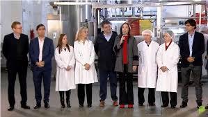 Vidal anuncia paquete de medidas para apuntalar a las pymes