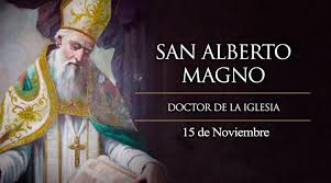 Hoy la Iglesia Católica celebra el día de San Alberto Magno, patrono de los científicos