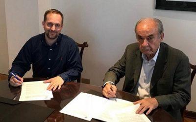 Memorandum entre Argentina y China para aumentar la productividad de la cadena de valor de la soja